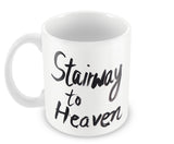 Mugs, Stairway To Heaven Led Zeppelin #ROCKLEGENDS Mug, - PosterGully - 1