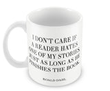Mugs, Hates Quote - Roald Dahl #writers Mug, - PosterGully - 1