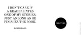 Mugs, Hates Quote - Roald Dahl #writers Mug, - PosterGully - 3
