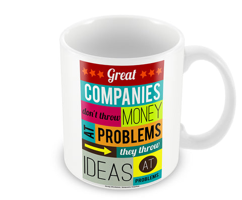 Mugs, Ideas - Greg McAdoo #business Mug, - PosterGully - 1