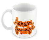 Mugs, Aaram Farmaiye Mug, - PosterGully - 2