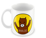 Mugs, Bhaloo Mug, - PosterGully - 2