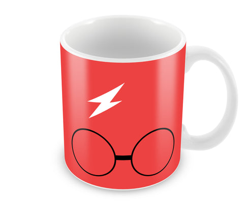 Mugs, Harry Potter Minimal Mug, - PosterGully - 1