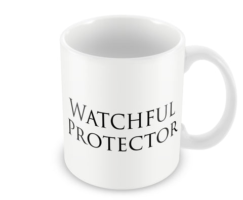 Mugs, Silent Guardian Batman Mug, - PosterGully - 1