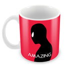 Mugs, Amazing Spiderman Mug, - PosterGully - 2