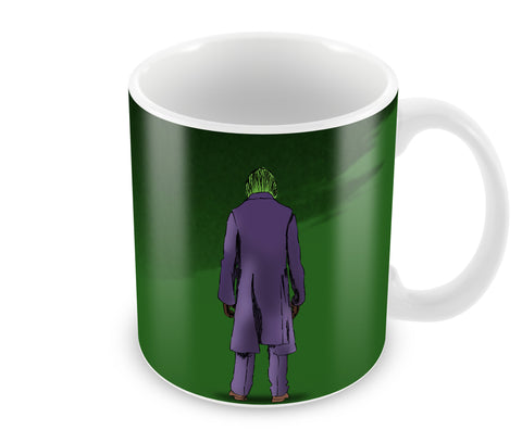 Mugs, Ha Ha Ha Joker Green Mug, - PosterGully - 1