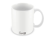 Mugs, Because I care #swag Mug, - PosterGully - 2