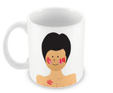 Mugs, Bruce Lee Enter the Dragon #minimalicons Mug, - PosterGully - 2