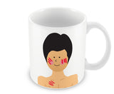 Mugs, Bruce Lee Enter the Dragon #minimalicons Mug, - PosterGully - 1