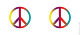 Mugs, Peace Sign Mug, - PosterGully - 3