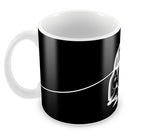 Mugs, Darth Vader Pink Floyd Humour Mug, - PosterGully - 2