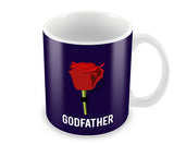 Mugs, Godfather Rose Mug, - PosterGully - 1