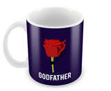 Mugs, Godfather Rose Mug, - PosterGully - 2