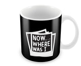 Mugs, Where Was I Memento Mug, - PosterGully - 1