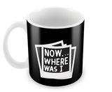Mugs, Where Was I Memento Mug, - PosterGully - 2