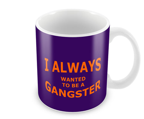 Mugs, Gangster Mug, - PosterGully - 1