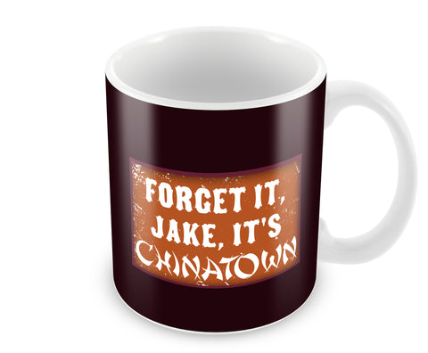 Mugs, Forget It Jake - China Town Mug, - PosterGully - 1