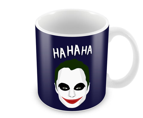 Mugs, Sheldon Joker Mug, - PosterGully - 1