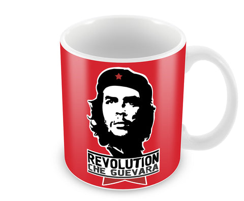 Mugs, Revolution Che Mug, - PosterGully - 1