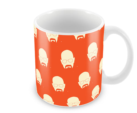 Mugs, Minimal Breaking Bad Mug, - PosterGully - 1
