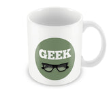 Mugs, Geek Glasses Mug, - PosterGully - 1