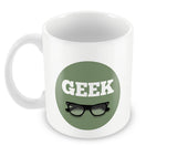 Mugs, Geek Glasses Mug, - PosterGully - 2