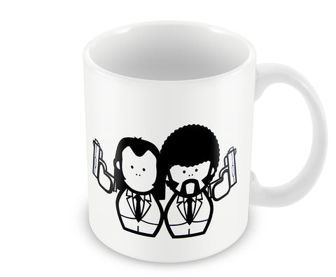Mugs, Pulp Fiction Jules Vincent Mug, - PosterGully - 1
