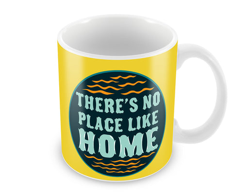 Mugs, There's No Place Like Home Mug, - PosterGully - 1