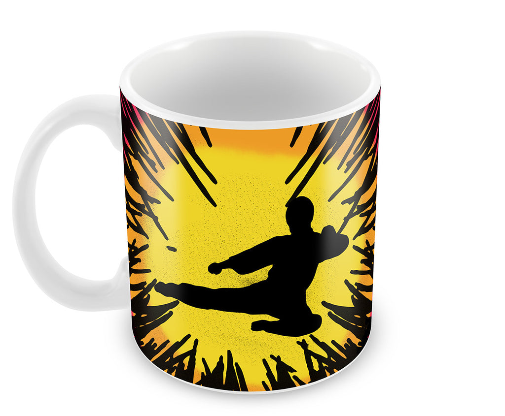 Awesome Coffee Gift Mugs Online Unique Coffee Mugs For Men Immortality Bruce Lee Quote Mug Postergully