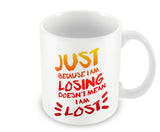Mugs, Lost Coldplay Mug, - PosterGully - 1