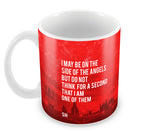 Mugs, Sherlock Holmes Angels Quote Mug, - PosterGully - 1