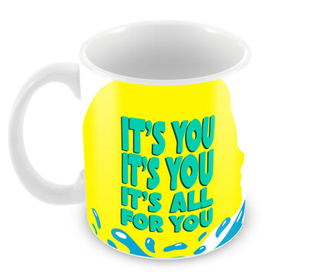 Mugs, It's You Lana Del Rey  Mug, - PosterGully - 1