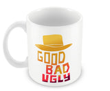 Mugs, Good bad Ugly Mug, - PosterGully - 2