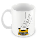 Mugs, Busy Born Bob Dylan Quote Mug, - PosterGully - 2