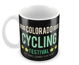 Mugs, Colorad Cycling Festival Mug, - PosterGully - 2