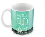 Mugs, Auto Race Mug, - PosterGully - 2