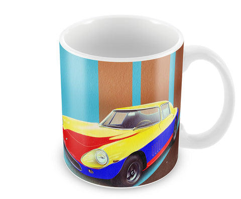 Mugs, Festival Of Speed Mug, - PosterGully - 1