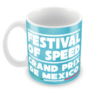 Mugs, Festival Of Speed Mug, - PosterGully - 2
