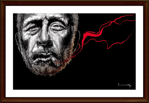 Wall Art, Naseeruddin Shah Artwork, - PosterGully