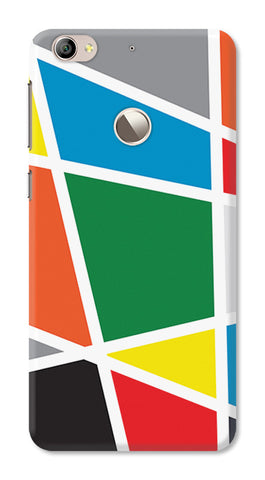 Abstract Colorful Shapes | LeEco Le2 Cases