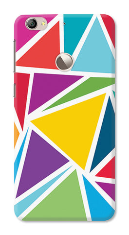 Abstract Colorful Triangles | LeEco Le2 Cases