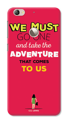 Adventures Narnia Typography | LeEco Le2 Cases