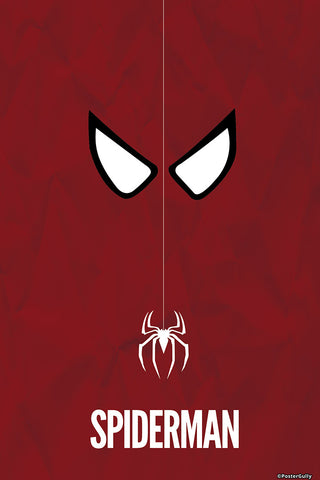Brand New Designs, Spiderman | Artist: Abhishek Aggarwal, - PosterGully - 1