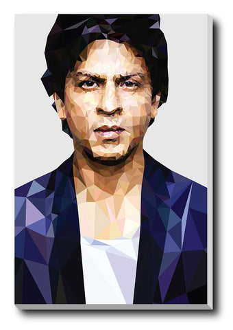 Wall Art, SRK Artwork | Artist: Abhishek Aggarwal, - PosterGully - 1