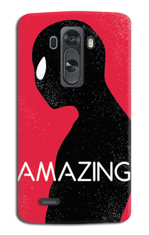 Amazing Spiderman Minimal | LG G4 Cases