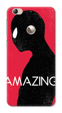 Amazing Spiderman Minimal | LeEco Le2 Cases