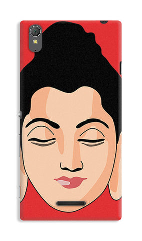 Buddha Tee | Sony Xperia T3 Cases