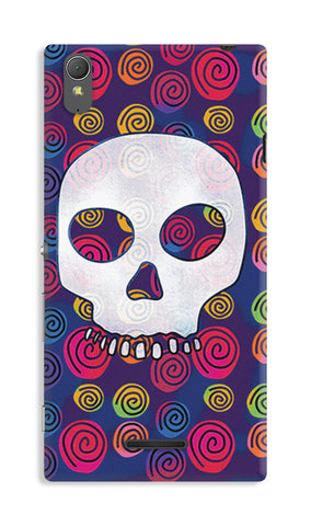 Candy Skull Artwork | Sony Xperia T3 Cases