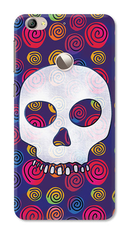 Candy Skull Artwork | LeEco Le2 Cases