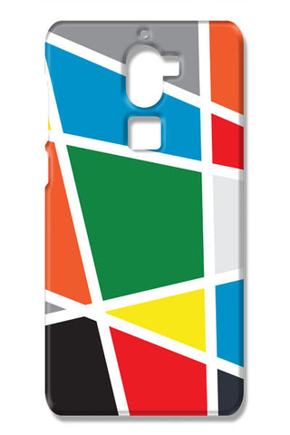 Abstract Colorful Shapes Coolpad Cool One Cases